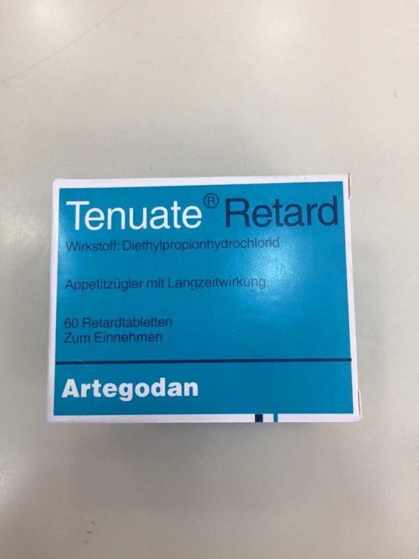 Tenuate Retard 75mg